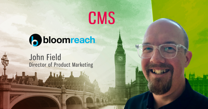 TechBytes with John Field, Director-Product Marketing at BloomReach