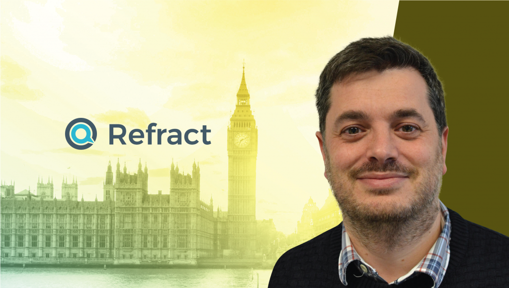 Interview with Kevin Beales, Founder and CEO at Refract.ai