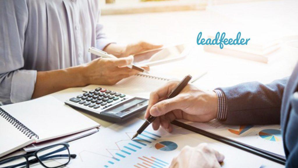 Leadfeeder Partners with LinkedIn Sales Navigator