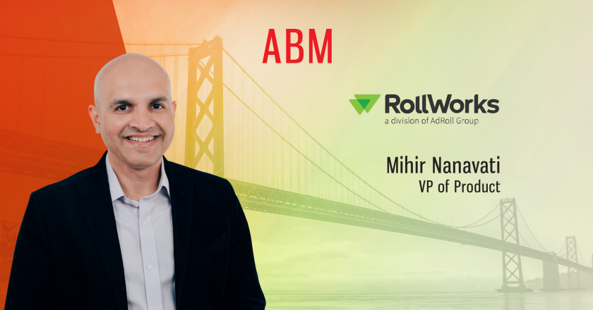 TechBytes with Mihir Nanavati, Vice President of Product, RollWorks