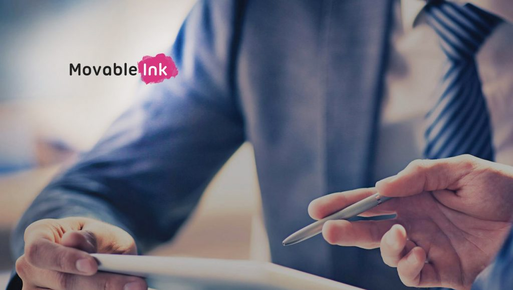 Movable Ink Platform Yields 373% ROI According to Independent Total Economic Impact Study