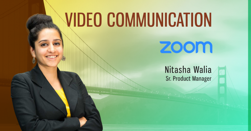 TechBytes with Nitasha Walia, Sr. Product Manager at Zoom