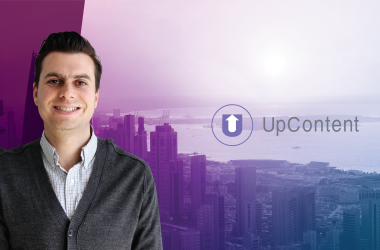 Interview with Scott Rogerson, Chief Executive Officer, UpContent