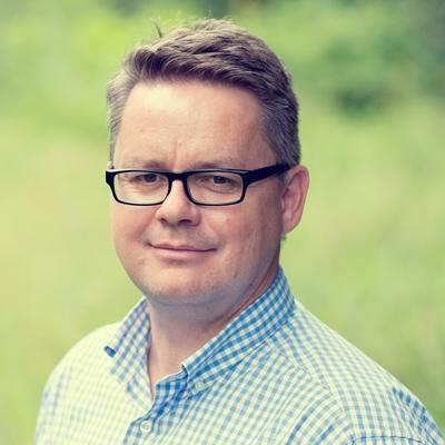 Stefan Schinkel, Chief Sales Officer, dotCMS