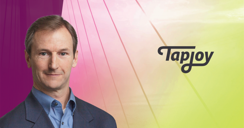 Interview with Steve Wadsworth, President and CEO at Tapjoy
