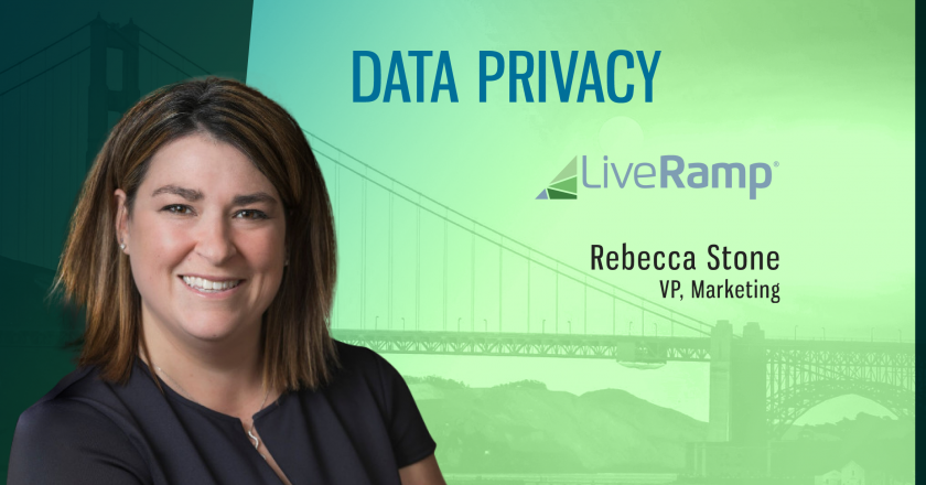 TechBytes with Rebecca Stone, Vice President, Marketing, LiveRamp
