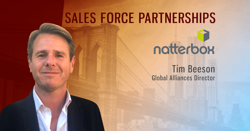 TechBytes with Tim Beeson, Global Alliances Director at Natterbox Limited