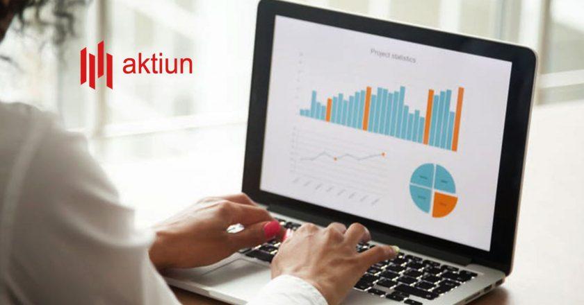 Aktiun Announces Native Analytics For Everyone