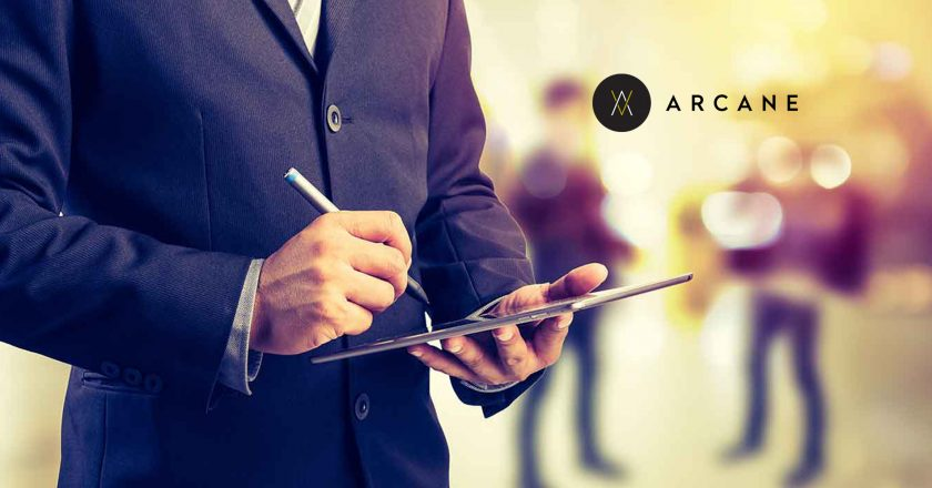 Arcane Wins Prestigious Google Award For Work With Ivey