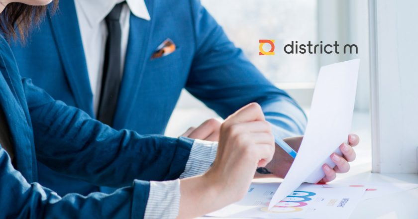 district m Ranked in Deloitte Technology Fast 500