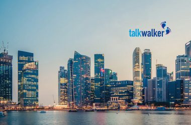 Talkwalker, the World's Leading Social Listening Company, Continues Global Expansion with New Office Opening in Singapore