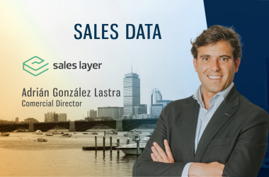 TechBytes with Adrián González Lastra, Commercial Director, Sales Layer