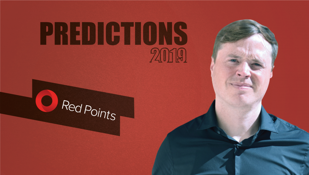 Prediction Series 2019: Interview with Baxter Denney, CMO, Red Points