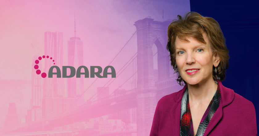 Interview with Carolyn Corda, CMO at ADARA