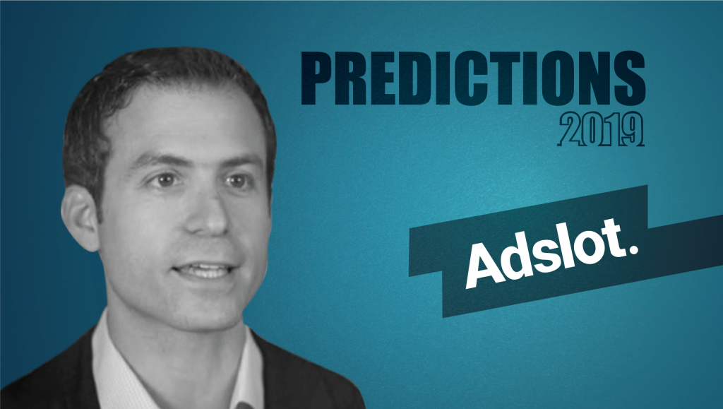 Prediction Series 2019: Interview with Cary Dunst, GM North America, Adslot