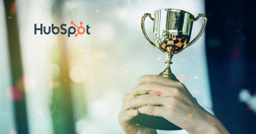 Gartner Recognizes HubSpot as the December 2018 Gartner Peer Insights Customers' Choice for CRM Lead Management