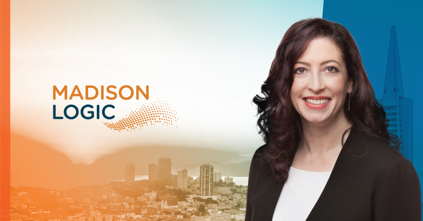 Interview with Jenn Steele, CMO at Madison Logic