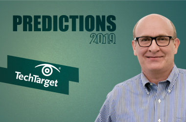 Prediction Series 2019: Interview with John Steinert, CMO, TechTarget
