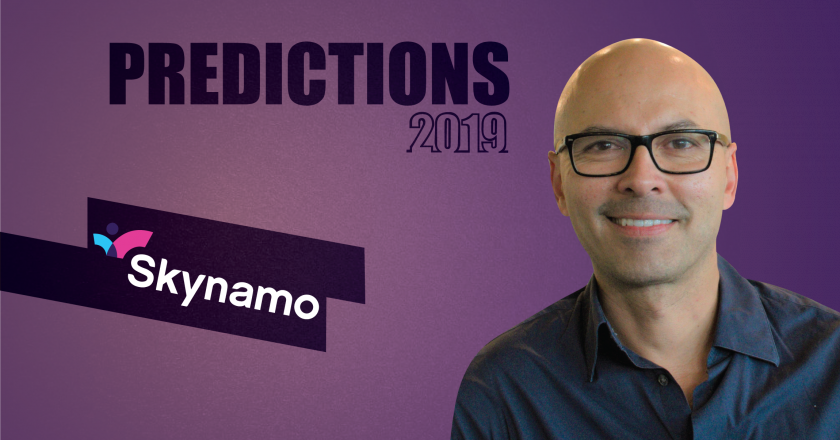Prediction Series 2019 with Julian Diaz, CMO, Skynamo