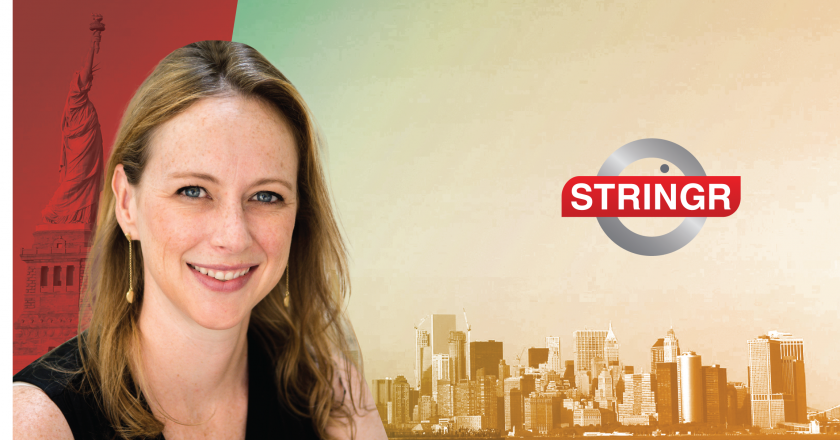 Interview with Lindsay Stewart, CEO and Founder at Stringr