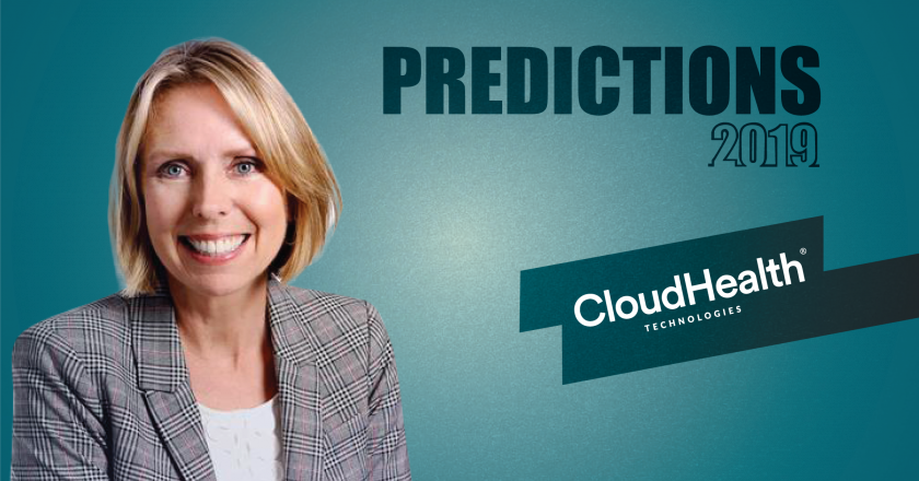 Prediction Series 2019: Interview with Melodye Mueller, VP Marketing & Strategic Alliances, CloudHealth Technologies