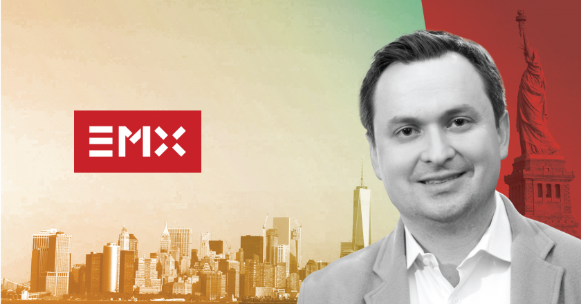 Interview with Michael Zacharski, CEO at EMX Digital
