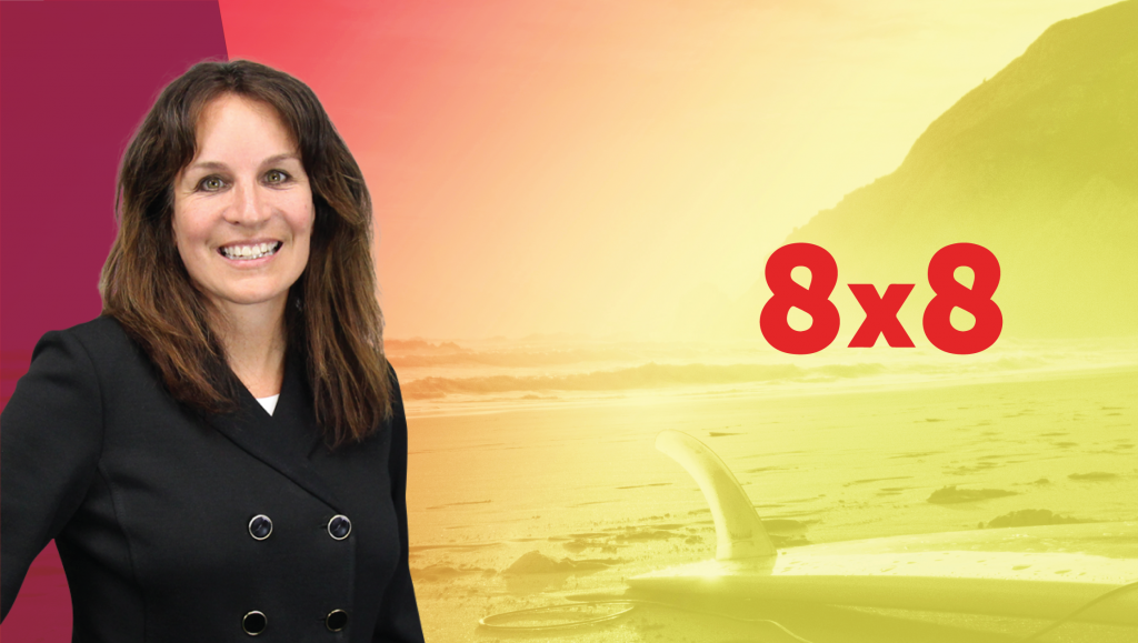 Interview with Rani Hublou, Chief Marketing Officer, 8x8