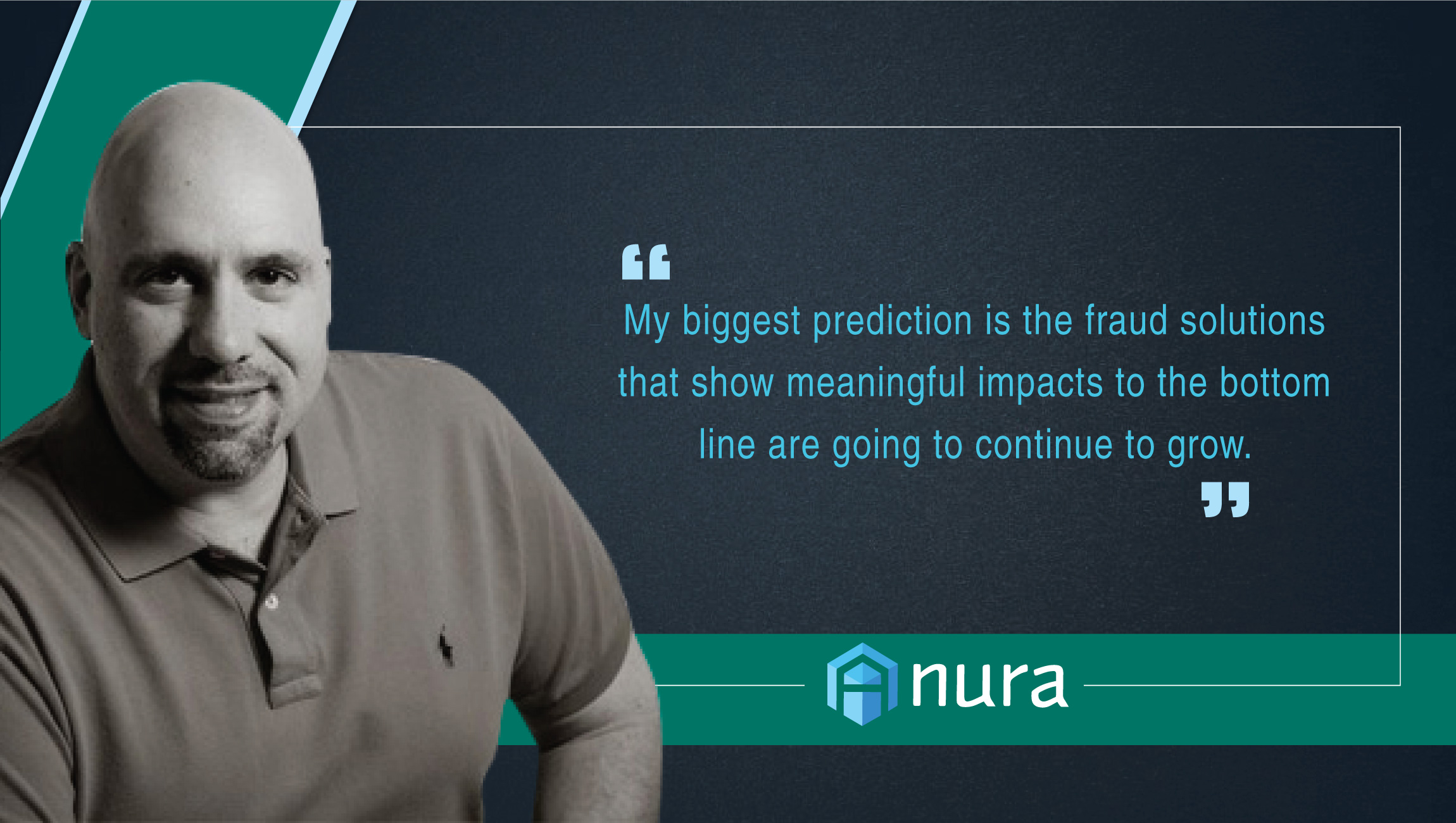 Rich Kahn, CEO and Founder, Anura.io