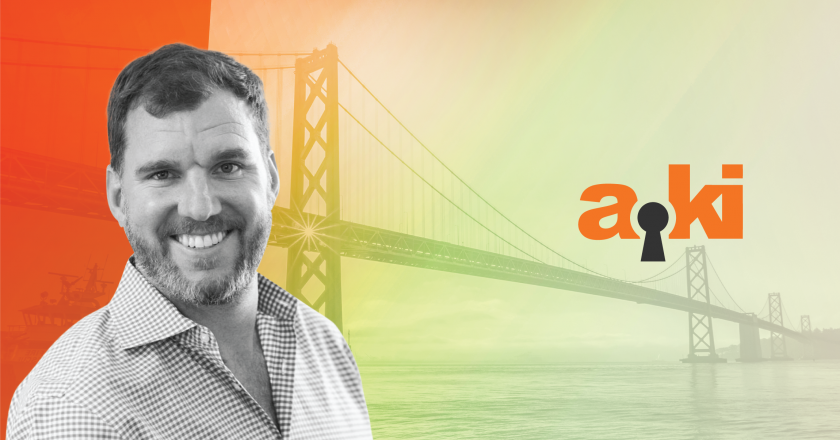 Interview with Richard Black, CMO at Aki Technologies