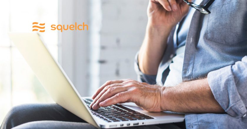 Squelch Announces Availability on Salesforce AppExchange, the World's Leading Enterprise Cloud Marketplace