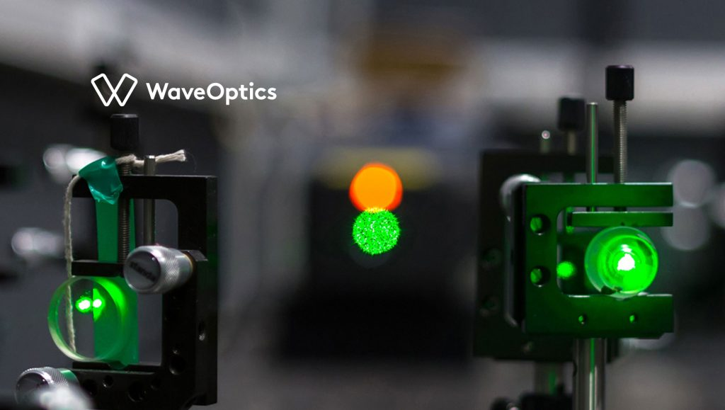 WaveOptics and Goertek Sign Exclusive Waveguide Manufacturing Partnership Agreement
