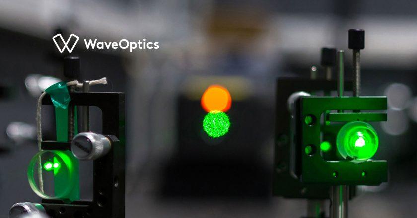 WaveOptics and Goertek Sign Exclusive Waveguide Manufacturing Partnership Agreement
