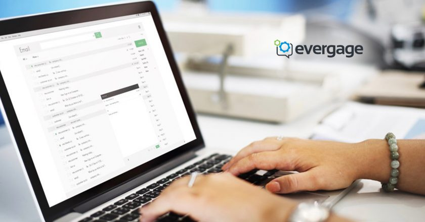 Evergage's Advanced Email Personalization Helps Companies Increase Email Relevancy and Conversions
