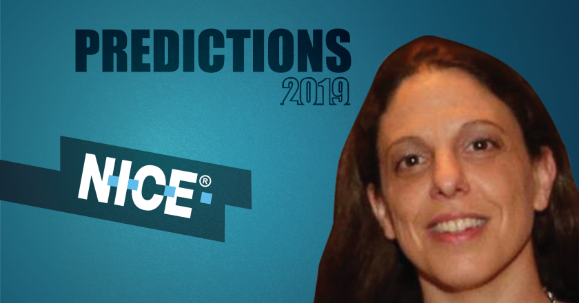Prediction Series 2019: Interview with Einat Weiss, VP Global Marketing, NICE
