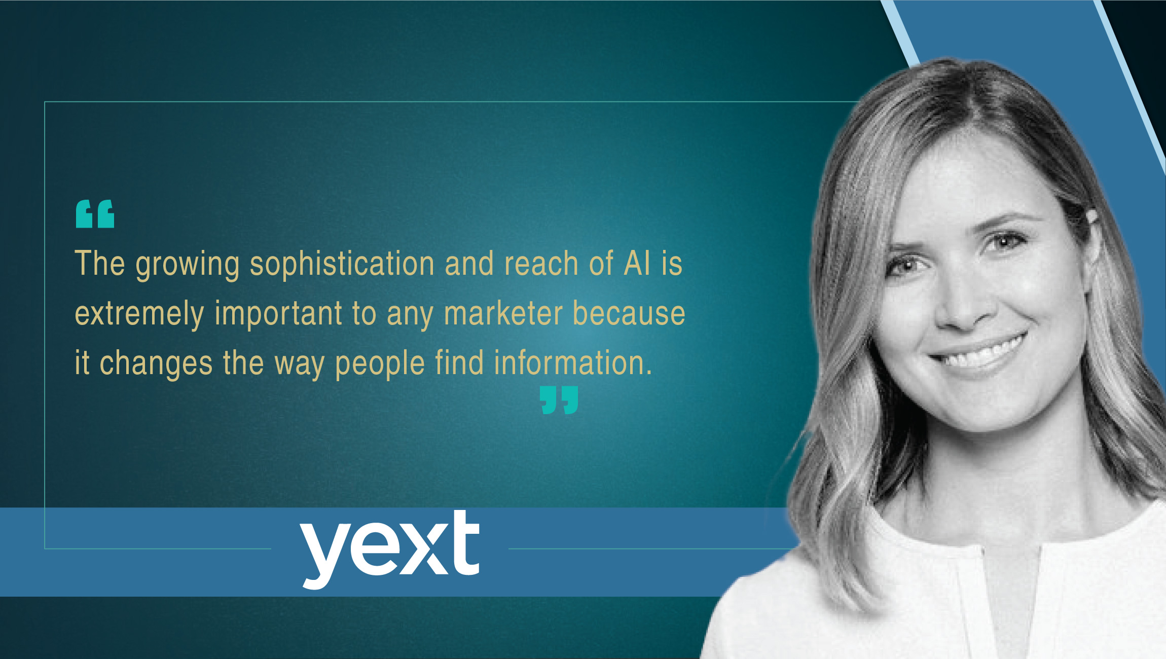 Elizabeth Walton, VP Marketing, Yext