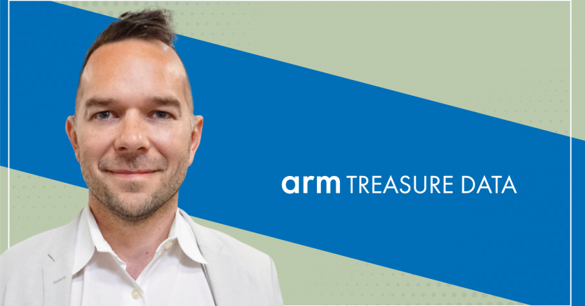 Interview with Erik Archer Smith, Account Based Marketing, Arm Treasure Data