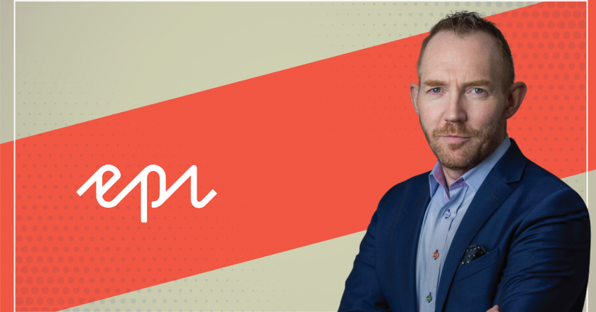 Interview with James Norwood, EVP Strategy, Chief of Staff, Episerver