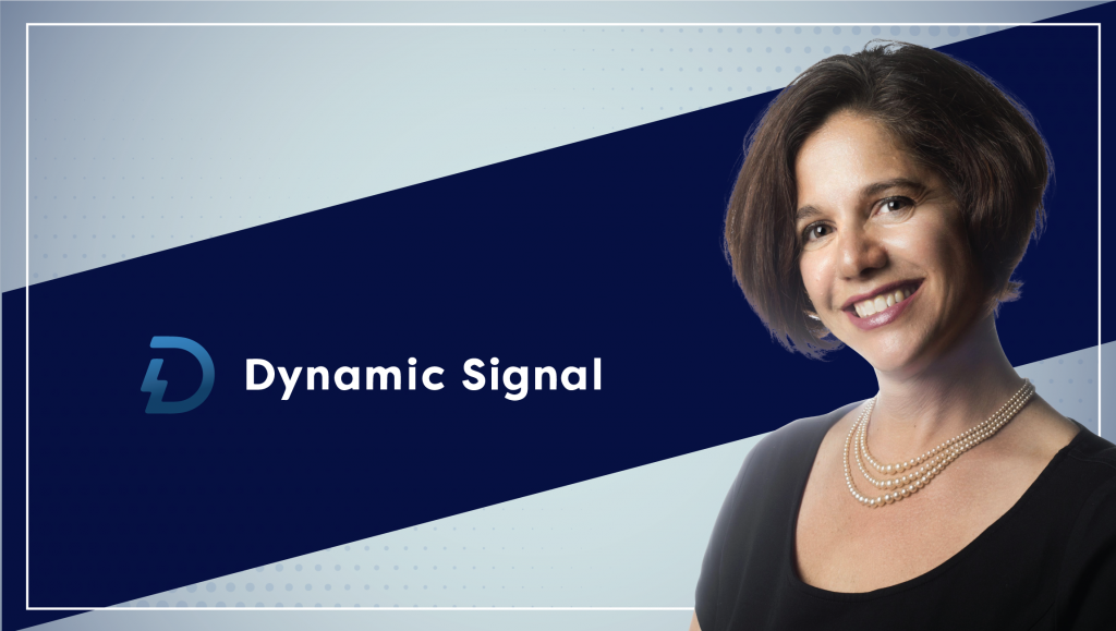 Interview with Joelle Kaufman, CMO, Dynamic Signal