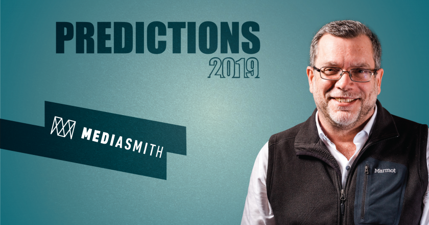 Prediction Series 2019: Interview with John Cate, CEO, Mediasmith