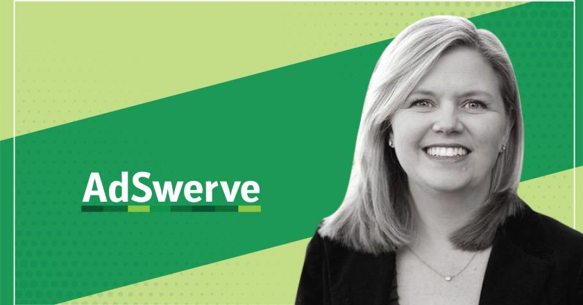 Interview with Kristina Yarrington, VP of Marketing, Adswerve