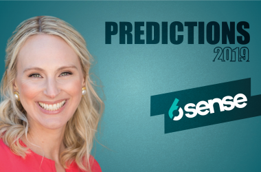 Prediction Series 2019: Interview with Latane Contant, CMO, 6sense