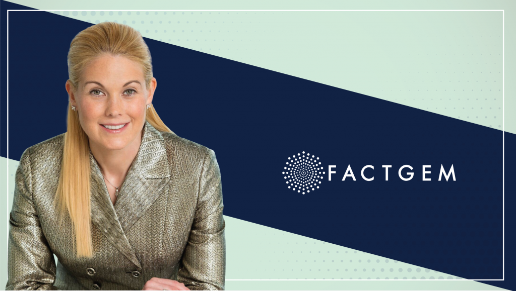 Interview with Megan J. Browning Kvamme, CEO, FactGem