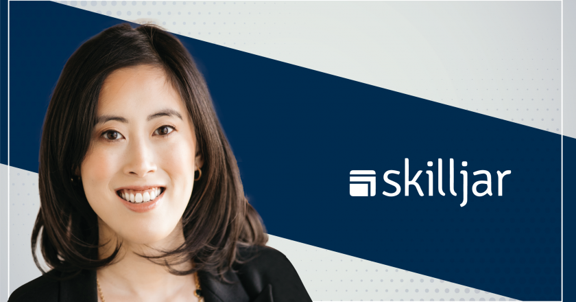 Interview with Sandi Lin, CEO, Skilljar