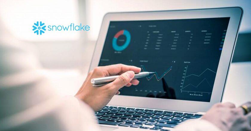 Snowflake Named a Leader in Gartner Magic Quadrant for Data Management Solutions for Analytics