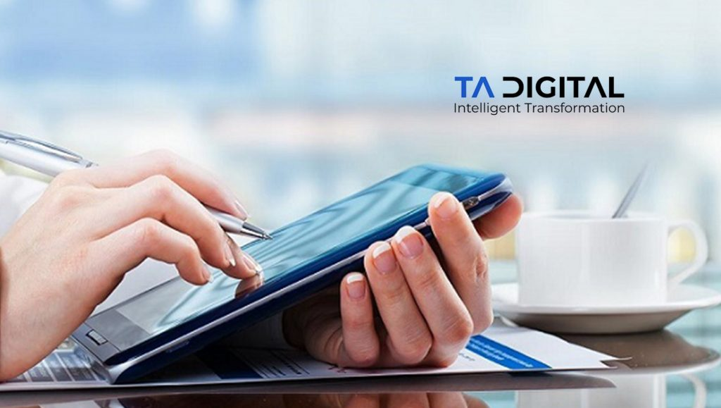 TA Digital Joins the Salesforce Partner Program