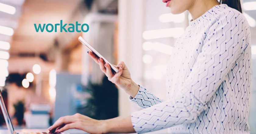 Workato Achieves 'Built for NetSuite' Status to Enable Intelligent Financial Integrations and Automations for the Enterprise
