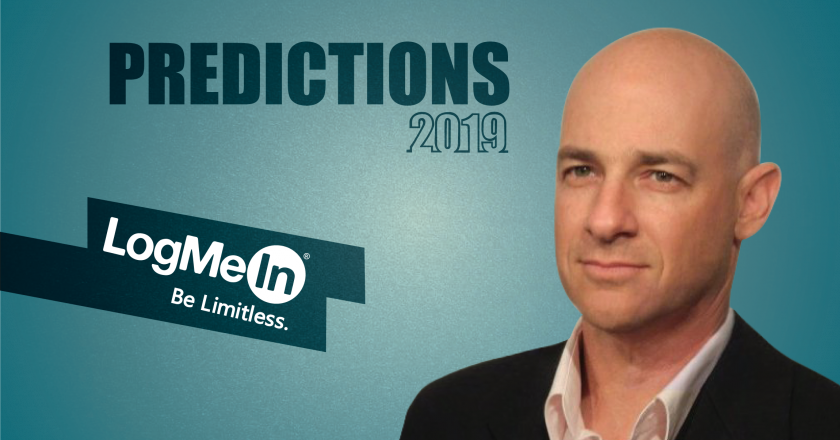 Prediction Series 2019: Interview with Yaniv Reznik, Head of Customer Engagement Products, LogMeIn