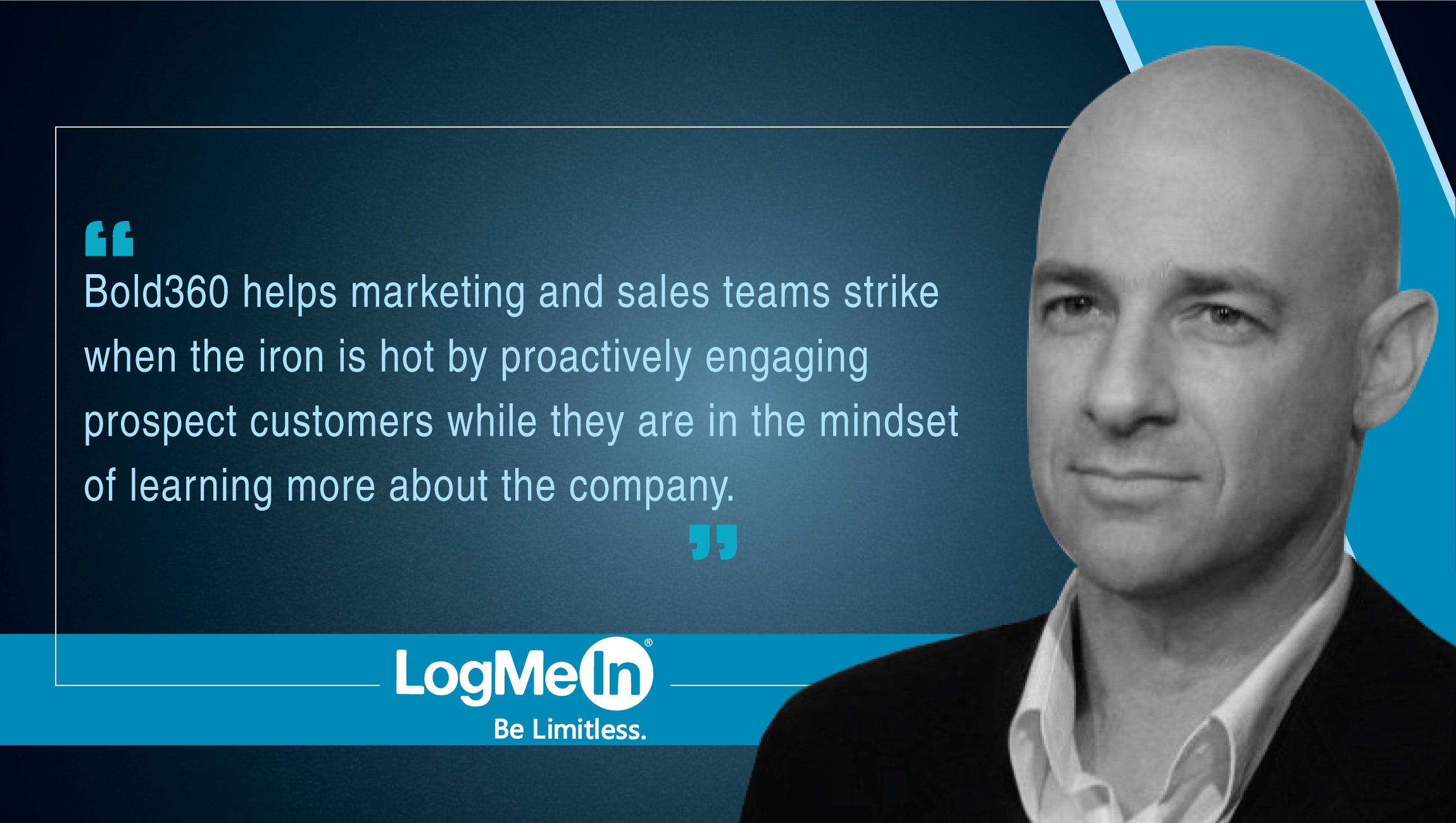 Yaniv Reznik, Head of Customer Engagement Products, LogMeIn