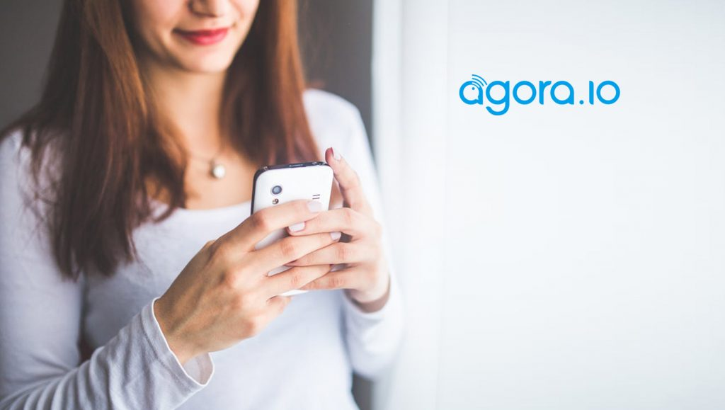 Agora.io Announces New Leadership Hires On The Heels Of Its Series C Funding