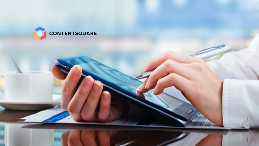 Contentsquare Raised $60 Million Series C Round Led by Eurazeo, Bringing Total Venture Capital Funding to $120 Million Since 2016